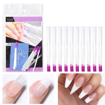 Nail Extension Fibre Paper-free Tray Rapid Extension Fiberglass Manicure Tools for sale in Bitcoin, Litecoin, Ethereum, Bitcoin Cash with the best price and Free Shipping on Gipsybee.com
