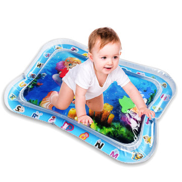 How can I buy Baby Water Play Mat Inflatable Infants Toddlers Fun Tummy Time Activity Center Ice Mat Baby Floor Mat with Bitcoin