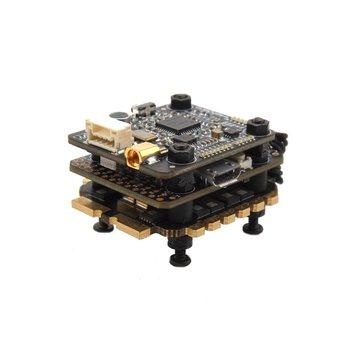 Holybro Kakute F7 Mini FC & Tekko32 F3 45A 4In1 Mini ESC & Atlatl HV Micro VTX FPV Combo Stack Flytower For FPV Racing RC Drone