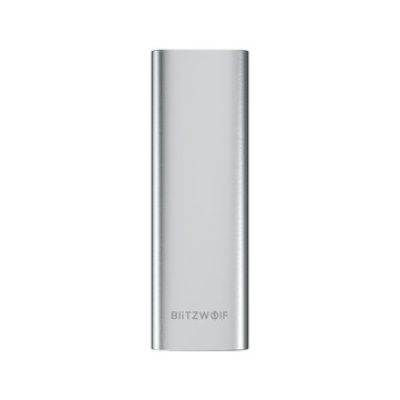 BlitzWolf� BW-PSSD1 SSD 256GB USB 3.1 Gen 1 High Speed Hard Drive with Type-C Port Portable Solid State Disk Support OTG for Mobile Phone Tablet