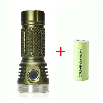 Astrolux MF01 Mini 7* SST20 6100lm Flashlight + HLY 26650