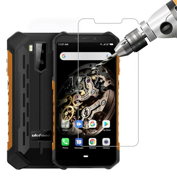 Bakeey Anti-Explosion Tempered Glass Screen Protector for Ulefone Armor X5