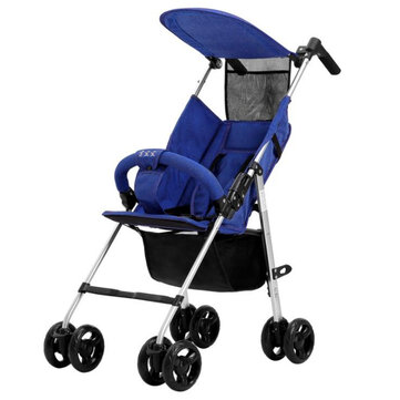 Buy Foldable Baby Stroller Kid And Infant Pushchair Lightweight Child Safety Seat with Litecoins with Free Shipping on Gipsybee.com