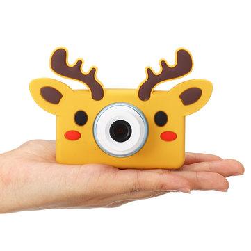 Kids Mini Digital Sport Camera Case Bag Protection Photo Christmas Gift