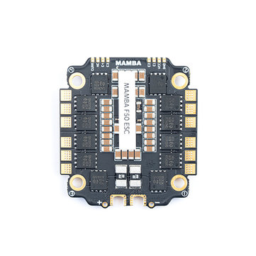 MAMBA F50Pro 50A 3-6S Dshot1200 4 IN 1 Blheli_32 Brushless ESC 30.5x30.5mm for RC Drone FPV Racing