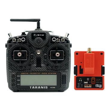 $267.89 for FrSky Taranis X9D Plus SE 2019 24CH ACCESS ACCST D16 Mode2 FCC Version Transmitter with R9M 2019 900MHz Long Range Transmitter Module