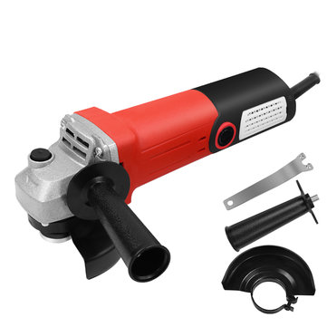HILDA 230V 1100W Angle Grinder Grinding Machine Electric Grinding Machine Power Tool Grinding Cutting