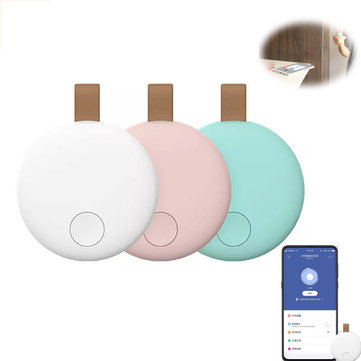 Ranres RW01MN Anti Lost Device Intelligent Positioning Alarm Search Tracker Pet Wallet Key Finder Phone Box Search From Xiaomi Youpin
