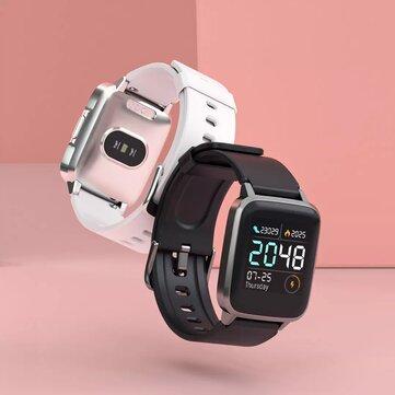 Haylou LS01 9 Sport Modes 24h Heart Rate Monitor BT4.2 Smart Watch International Version