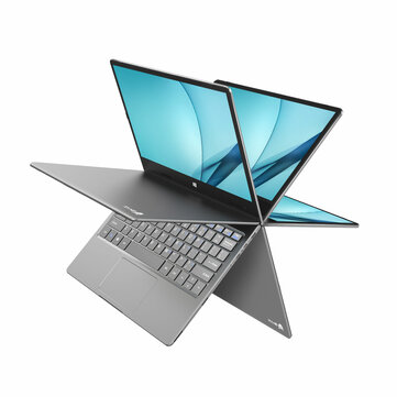 BMAX Y11 Laptop 360-degree 11.6 Inch Intel Gemini Lake N4120 Intel UHD Graphics 600 8GB LPDDR4 RAM 256GB SSD ROM Notebook