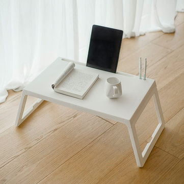Xiaomi Youpin Foldable Study Desk Adjustable Sofa Bed Tray Table Laptop Desk with Folding Legs for Home Office