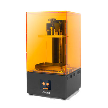 Longer Orange 30 Upgraded SLA Light Curing UV Resin 3D Printer