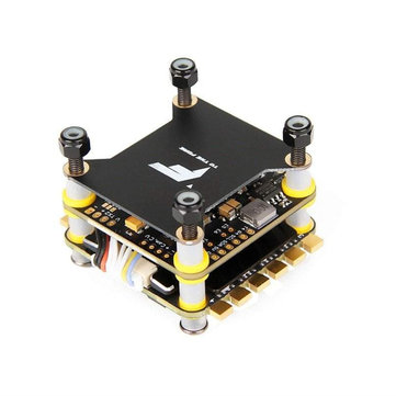 T-Motor F7 Flight Controller F55A Pro II 55A 3-6s BLHeli32 4-in-1 ESC w/ BEC Flytower For FPV Racing RC Drone