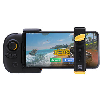 Flydigi WASP2 bluetooth Gamepad with Right Hand Trigger Game Controller for iPhone Android PUBG Mobile Games