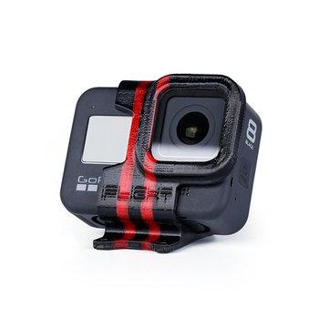 iFlight MegaBee TPU 3D Dicetak GoPro Hero 8 Camera Mount 25 ° Untuk FPV Racing RC Drone