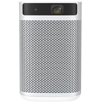XIAOMI Ecosystem XGIMI XJ03W MOGO DLP Projector High Brightness Support 4K Resolution 2GB 16GB Android 9.0 10400mAh Battery Google Assistant Home Theater Projector