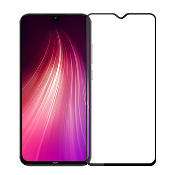 BAKEEY Anti-Explosion Full Cover Full Gule Tempered Glass Screen Protector for Xiaomi Redmi Note 8