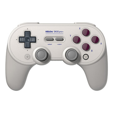 $39.49 for 8Bitdo SN30PRO+ bluetooth Vibration Gamepad