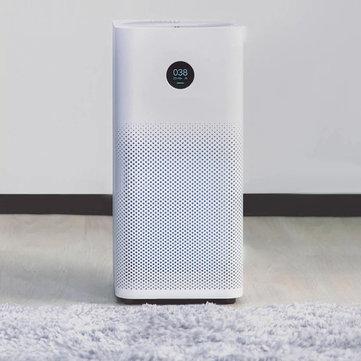الأصلي xiaomi شاشة oled الذكية لتنقية الهواء xnumxs دخان الغبار رائحة غريبة الأنظف مي المنزل app التحكم