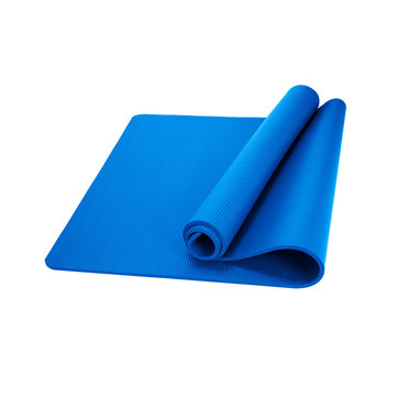 15mm Thick Yoga Mat Exercise Fitness Pilates Camping Gym Non-Slip Pad .j