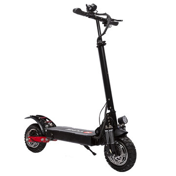 YUME YM D5 52V 2400W Dual Motor 23_4Ah Folding Electric Scooter 65 70kmh Top Speed 80km Range Mileage 10inch Off road Pneumatic Tire Max Load 200kg Scooter p 1573135