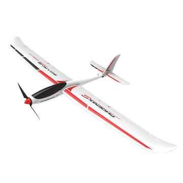 Volantex PhoenixS 742-7 4-kanałowy 1600 mm rozpiętość skrzydeł EPO RC samolot z Streamline ABS KIT kadłuba z tworzywa sztucznego / PNP