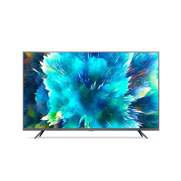 Xiaomi Mi TV 4S 43 Inch Voice Control 5G WIFI bluetooth 4.2 4K HD Android Smart TV International ES Version Support NetFlix Official Amazon Prime Video Google Assistant
