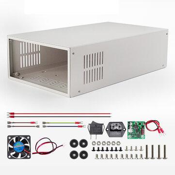Cassa di alimentazione digitale S06A per convertitore di tensione RD6006 RD6006W L'alloggiamento in metallo non contiene l'alimentatore