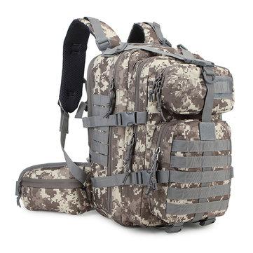 Military Tactical Army Backpack Rucksack Camping Hiking Trekking Outdoor Bag UK