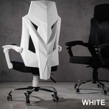 Ergonomic High Back Racing Gaming Chair Recliner Computer Laptop Desk Office Mesh Chair Seat with Footrest