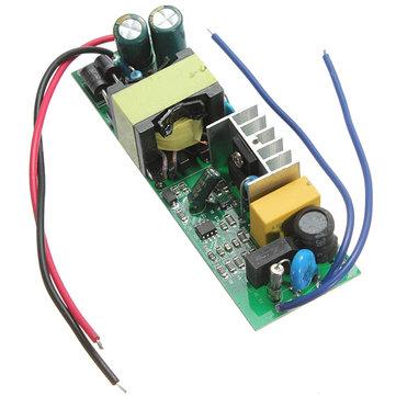 फ्लड लाइट 85-277V के लिए 50W एलईडी ड्राइवर पॉवर सप्लाई कांस्टेंट करंट