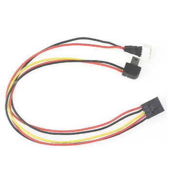 Eachine TS832 TS840 Boscam TS832S Av Cable And Power Supply Cable