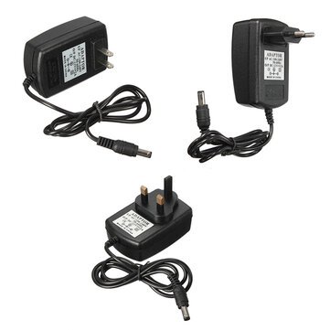 AC DC 12V 2A Power Supply Adapter Charger For CCTV Security Camera