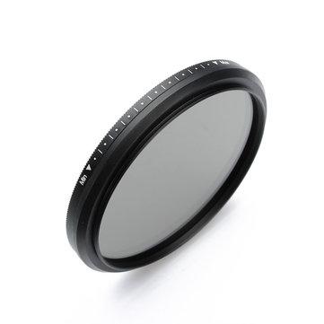 Fotga 67mm Fader ND Filter Lens Adjustable Variable Neutral Density