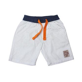 2015 Ny liten maven enkelhet pojke pojke vår sommar vit ren bomull shorts byxor